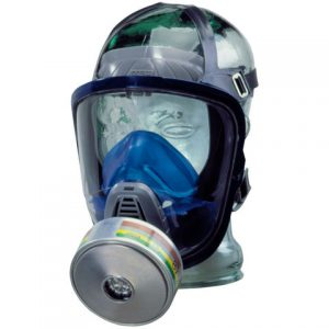 Location d'un masque respiratoire intégral