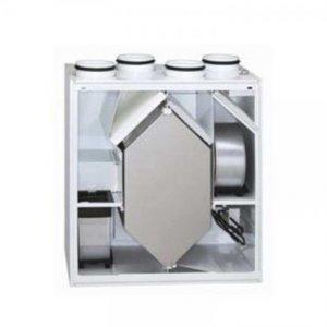 ventilation double flux Helios KWL 200