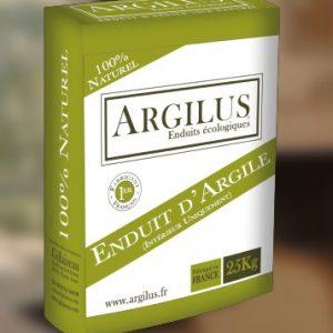 Enduit à l'argile de finition Argilus