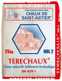 achat sac 25kgs terechaux saint astier