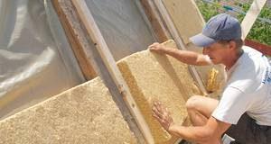 Panneau de laine de bois Steico Flex 036