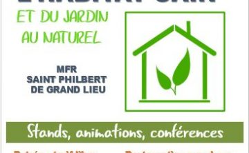 Salon habitat écologique - Saint Philbert de Grand Lieu