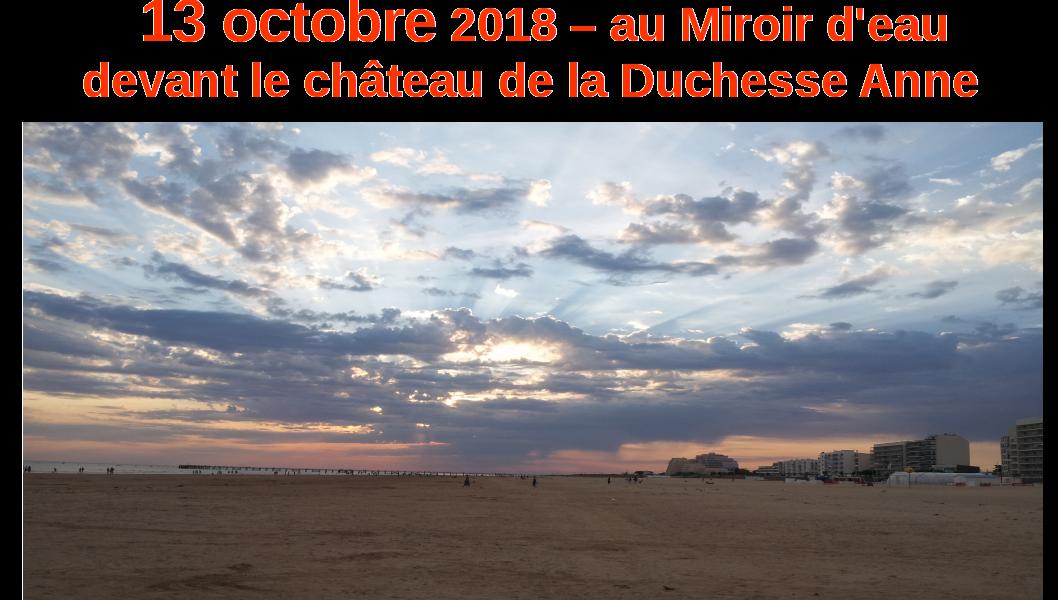 Marche pour le climat Nantes 13 octobres 2030